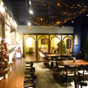 インド料理 ムンバイ 丸の内店 + The India Coffee House インドスイーツ ミタイ インドのお菓子 東京