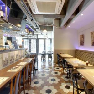 インド料理 ムンバイ 四谷店 + The India Tea House インドスイーツ ミタイ インドのお菓子 東京