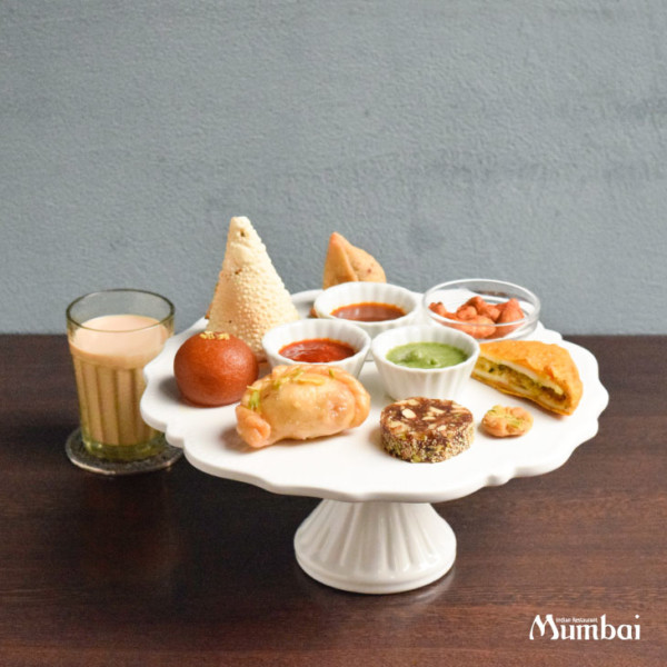 Mumbai Afternoon Tea Set