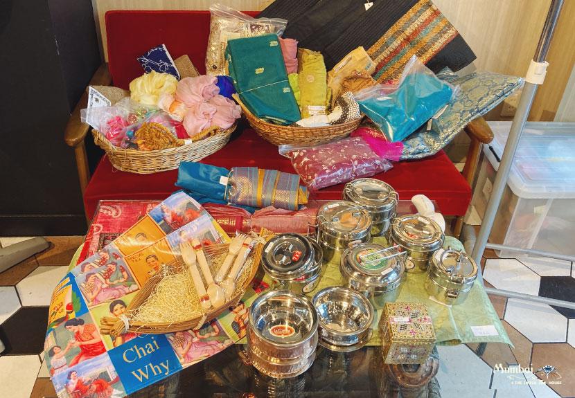 Mumbai + The India Tea House ムンバイ四谷 2周年 ムンバイバザール インド雑貨