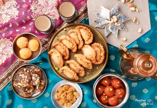 インドスイーツ ミタイ Mithai インドのお菓子 東京 四谷 恵比寿 町屋 柏 丸の内 マサラチャイ Masala Chai インド料理ムンバイ