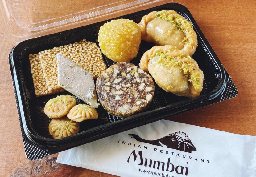 インドスイーツ ミタイ Mithai インドのお菓子 東京 四谷 恵比寿 柏 町屋 テイクアウト インド料理ムンバイ