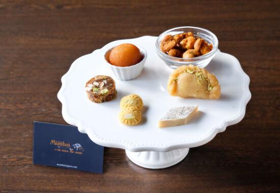 インド菓子 インドスイーツ ミタイ Mithai インド料理ムンバイ マサラナッツ オンラインツアー あうたび