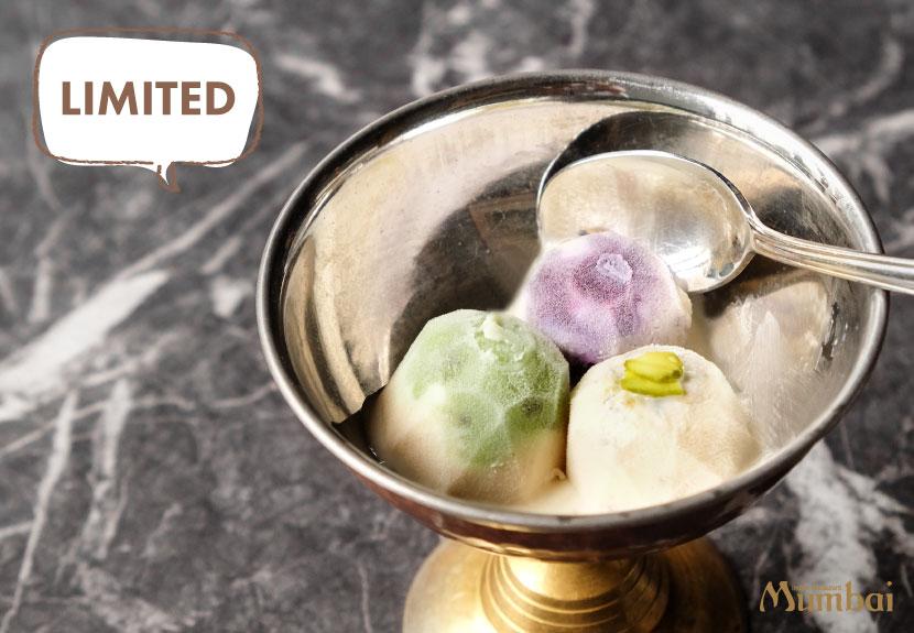 フルーツクルフィ インドのアイスクリーム Fruits Kulfi インド料理ムンバイ 四ツ谷 四谷 四ッ谷 Mumbai + The India Tea House 東京カフェ 中央線 インドスイーツ ミタイ mithai